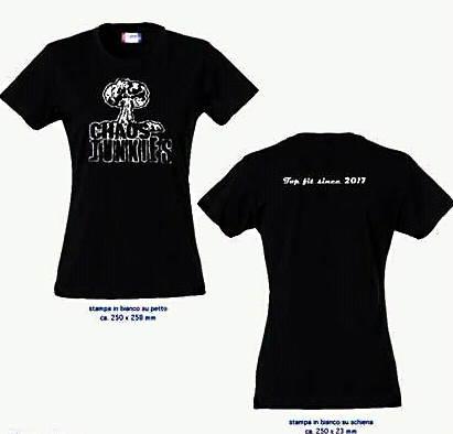 T-Shirt CJ Black